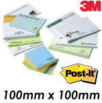 Promotional 3M Post It Notes